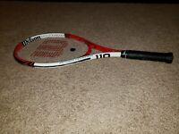Wilson Roger Federer 110 Tennis Racket - Grip Size 4 3/8