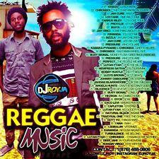 REGGAE MUSIC 2014 MIX CD