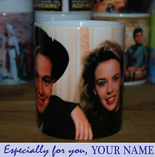 NEW KYLIE AND JASON MUG ESPECIALLY FOR YOU PERSONALISED WITH NAME MUG