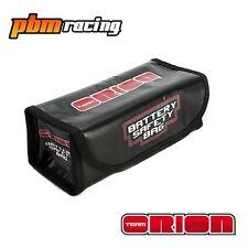 Team Orion RC LiPo LiFe Nimh NiCd Batterie de sécurité de charge/sac de rangement - 43033
