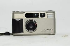 Excellent Contax T2 Carl Zeiss Sonnar 2.8/38 T* Film Camera Ref No 570