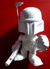 "BOBA FETT Funko Force PROTOTYPE Disney Star Wars Vinyl Bobble-Head 5½"" Figure"