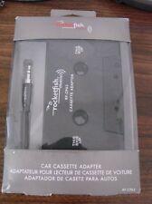 Rocketfish Rf-Cpa3 Car Cassette Aux Mp3 Cellphone iphone Tape Adapter
