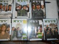 MASH-BRAND NEW WRAPPED  DVD Box Set Season 2 3 4 5 6 7 11 DVD, Alan Alda  FR SP