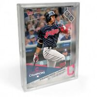 2017 Cleveland Indians Postseason Topps Now 15-Card Team Set - Only 776 Sets!