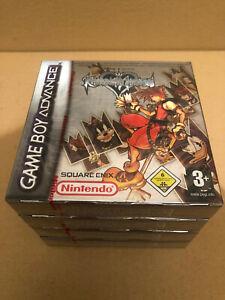 GBA Kingdom Hearts Chain of Memories (2005), UK, New, Nintendo Factory Sealed