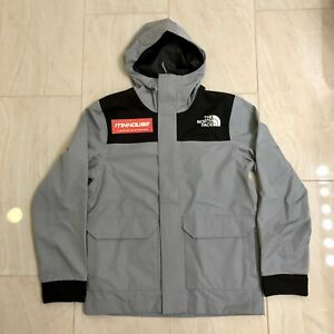 New TNF The North Face Cypress Insulated Jacket Waterproof Supreme Grey Size M