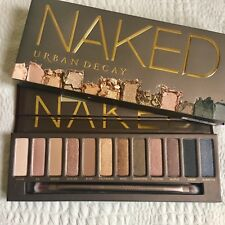 Genuine URBAN DECAY Naked Eyeshadow Palette & Brush BNIB
