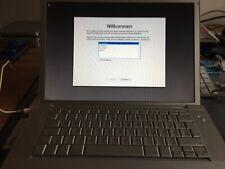 Apple PowerBook G4 38,6 cm (15,2 Zoll) Laptop - M8362D/A (2004)