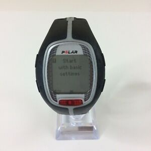Polar RS300X Heart Rate Monitor Digital Men's Fitness Watch New Battery