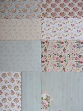 8 x English Country Sarah Davies Signature Collection 6x6 Papers Set 1