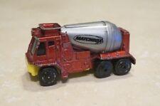 2000 Mattel Matchbox Cement Mixer - Loose