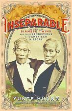 INSEPARABLE - HUANG, YUNTE - NEW BOOK