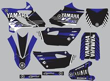 Graphic Kit for Yamaha YZ85 2015-2020  Decals blue black white