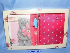 Me To You Bears Tatty Teddy Blue Nose Shopper Bag & Pen Birthday Gift G01G0122