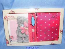 Me To You Bears Tatty Teddy Blue Nose Shopper Bag & Pen Birthday Gift G01G0122