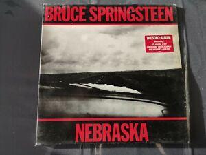 """Vinyl Vinyle 12"""" Bruce Springsteen Nebraska Lp33"""