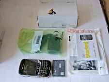 Unlocked BLACKBERRY BOLD TOUCH 9930 8gb Black Gps Cell SmartPhone SPRINT - Boxed