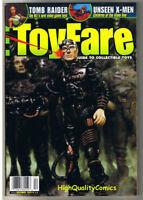 TOYFARE Magazine #4, VF, Star Trek, Borg, Tomb Raider, 1997