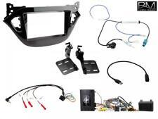 Ctkvx 43 COMPLETO Stereo Doppio DIN Kit di Montaggio per Vauxhall Corsa E 2017 su