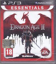 Ps3 PlayStation 3 DRAGON AGE II 2 new sealed italian pal