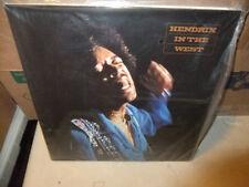 Jimi Hendrix In The West Vinyl 2 LP Album Sealed 180g