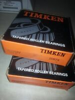 Lot of 2 New timken bearings  Tapered roller AC344V 2-674 DH2021A