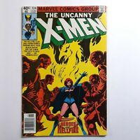 Uncanny X-Men #134 Wolverine Dark Phoenix  Hellfire Club John Byrne COVER DAMAGE