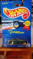 Hot Wheels Dodge Viper RT/10 Collector 210 3SP (9998)