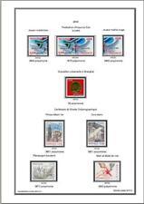 -Album de timbres Monaco 1885-2018 à imprimer