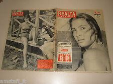 REALTA=1955/49=LUA MANOA=ELSA MARTINELLI=ISOLA USTICA SICILIA SPECIALE=