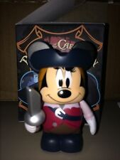 """Minnie Mouse as Elizabeth 3"""" Vinylmation Pirates of the Caribbean Mickey"""
