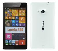 Microsoft Lumia 535 in Weiß Handy Dummy Attrappe - Requisit, Deko, Ausstellung