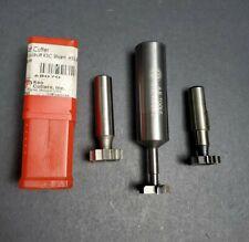 Nice Usa Carbide Amp Hss Woodruff Keyseat Cutters 14 316 5mm Machinist Keyway
