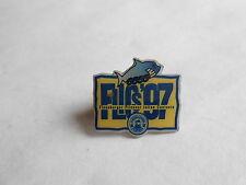 Vintage 1997 Flensburger Pilsener Beer Inline Skate Contest FLICs '97 Pin