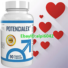 Potencialex pills for the potency for Men. 90 Capsules