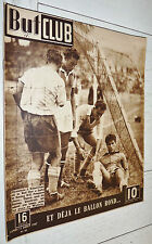 BUT ET CLUB N°80 1947 CYCLISME MARANGONI FOOTBALL BOXE WILLIAMS CHIRON SERRES