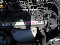 1989-1994 Toyota AE92 Corolla Exhaust Manifold-suit 4afe  S/N V7123 BK8946