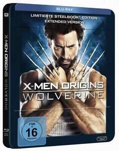 """X-MEN ORIGINS: WOLVERINE"" - MARVEL - ltd BLU RAY STEELBOOK Lenticular Extended"