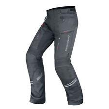 L Large Mens Dririder Vortex 2 Black Pants All Seasons Vented Touring Motorbike
