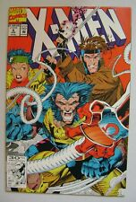 New listing X-Men #4 1992 1st app Red Omega, Lee Cover Nm