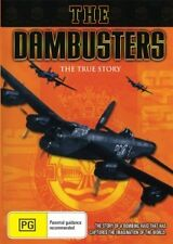 DAM BUSTERS  - THE TRUE STORY - NEW & SEALED DVD