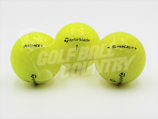 24 TaylorMade Yellow Mix Near Mint AAAA Used Golf Balls - FREE Shipping