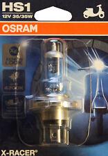 OSRAM HS1 X-Racer 35/35 Watt 12V 64185XR Lampe P43t Motorrad Xenon-Look Birne