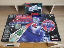 Super Nintendo fun and more snes ovp + controller ovp super Mario world