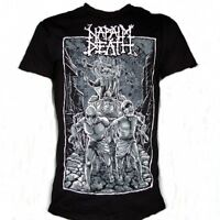 Napalm Death - Manslayer T-SHIRT SIZE S