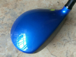 Super Rare Tour Issue Nike Vapor Pro Driver Head & Adapter Only OBxxx