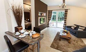 Romantic Luxury Holiday Cottage, Private Hot Tub & Sauna Free Fishing Sleeps 2