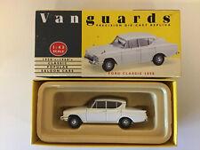 Vanguards VA 35002 Ford Classic 109E Ermine White 1:43