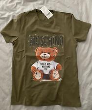 Moschino T-shirt Khaki Green